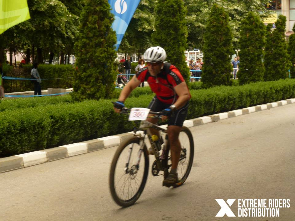Maratonul Vinului 2013 - Emilian Nedelcu - spre finish