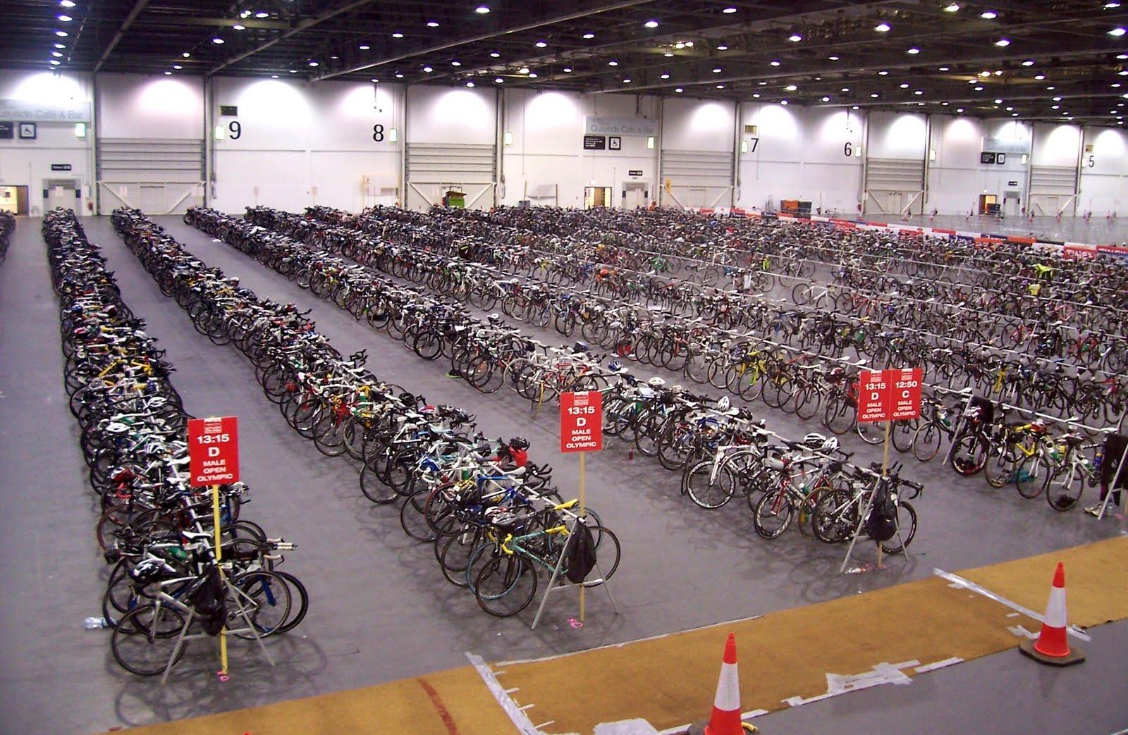Concurs triatlon