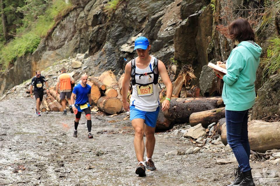 Vlad Coconu la Maratonul Transilvaniei