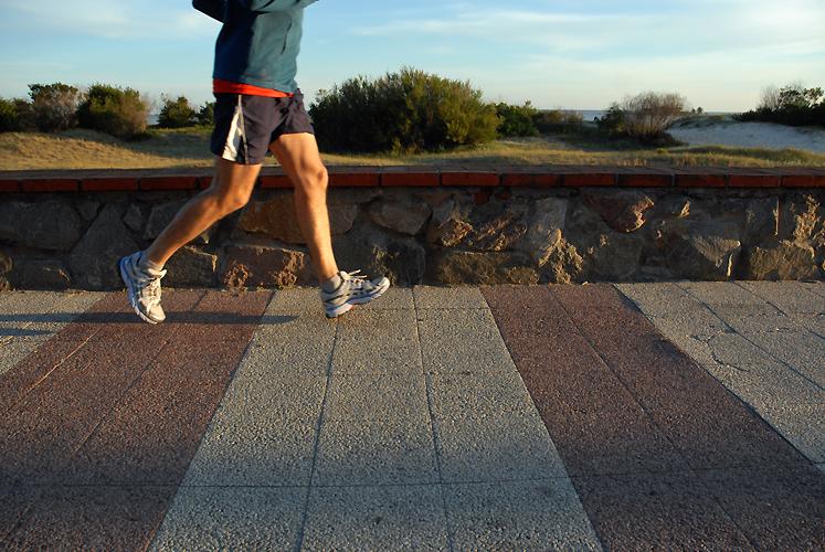 Primul maraton - antrenament alergare
