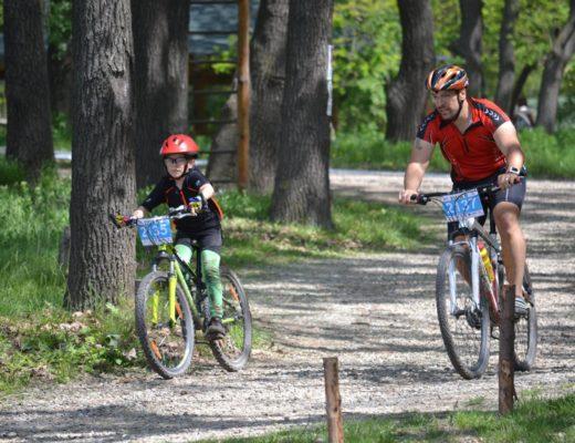 Ziua B 2016 - concurs MTB pentru copii