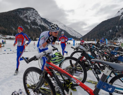 Campioantul Mondial de Winter Triathlon