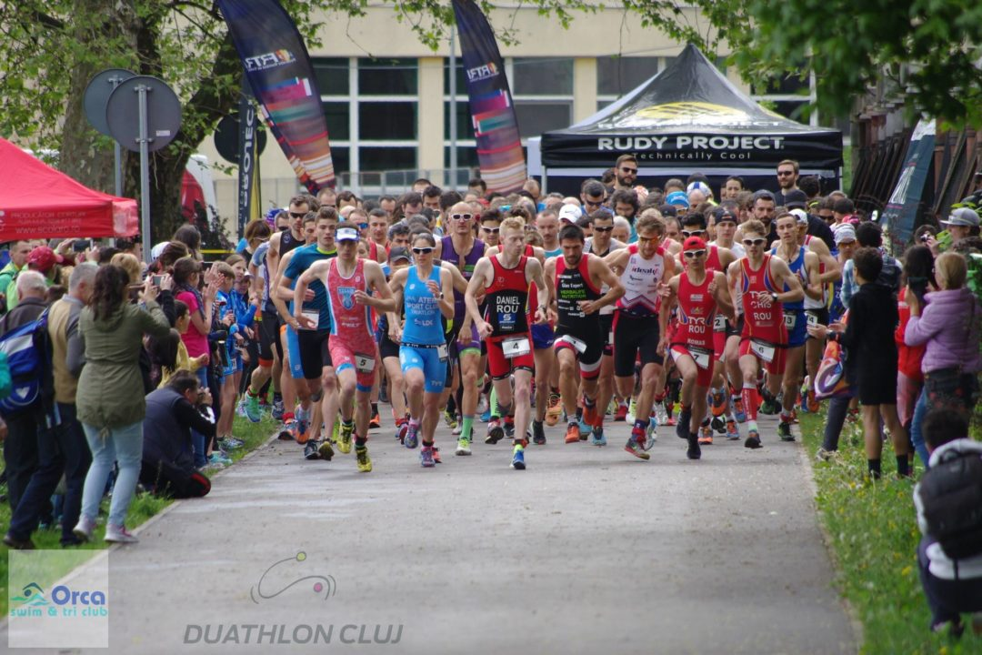 Start Campionatul National de Duatlon 2017
