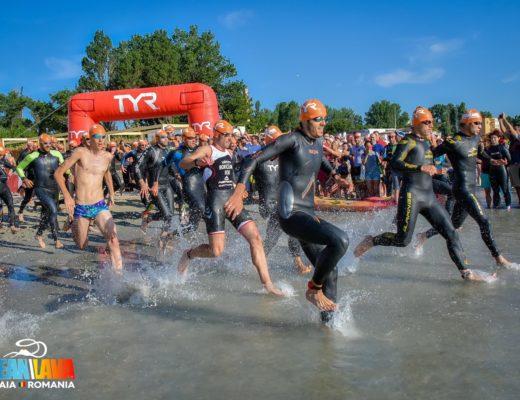 Start Ocean Lava Romania - proba Hero