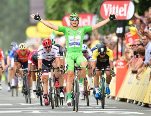 Marcel Kittel - invingator etapa 10 Turul Frantei 2017
