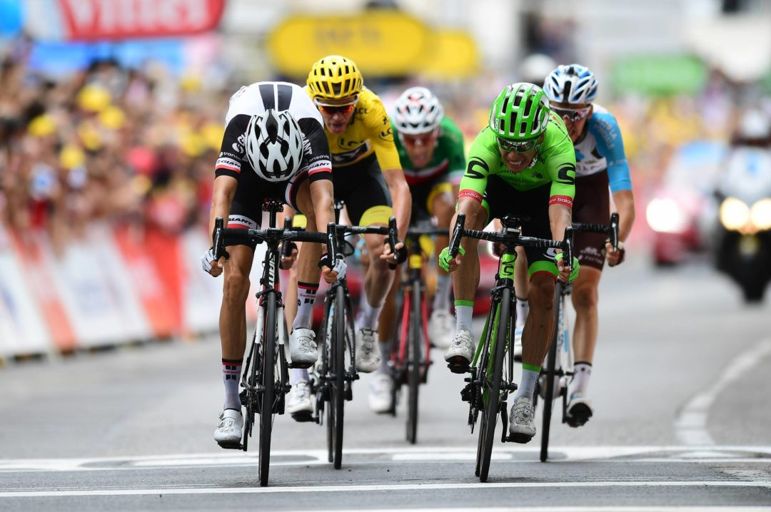 Turul Frantei - etapa a 9-a - foto finish