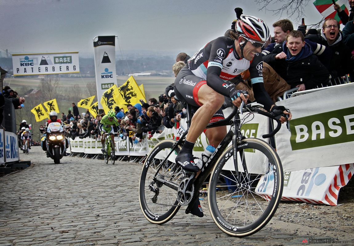 The Tour of Flanders 2013