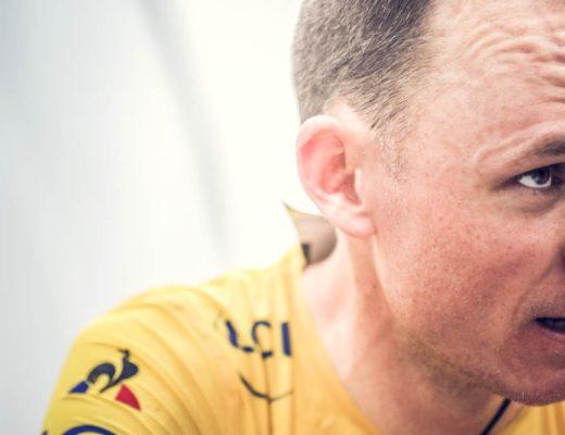 Chris Froome - etapa 8 - Turul Frantei 2017