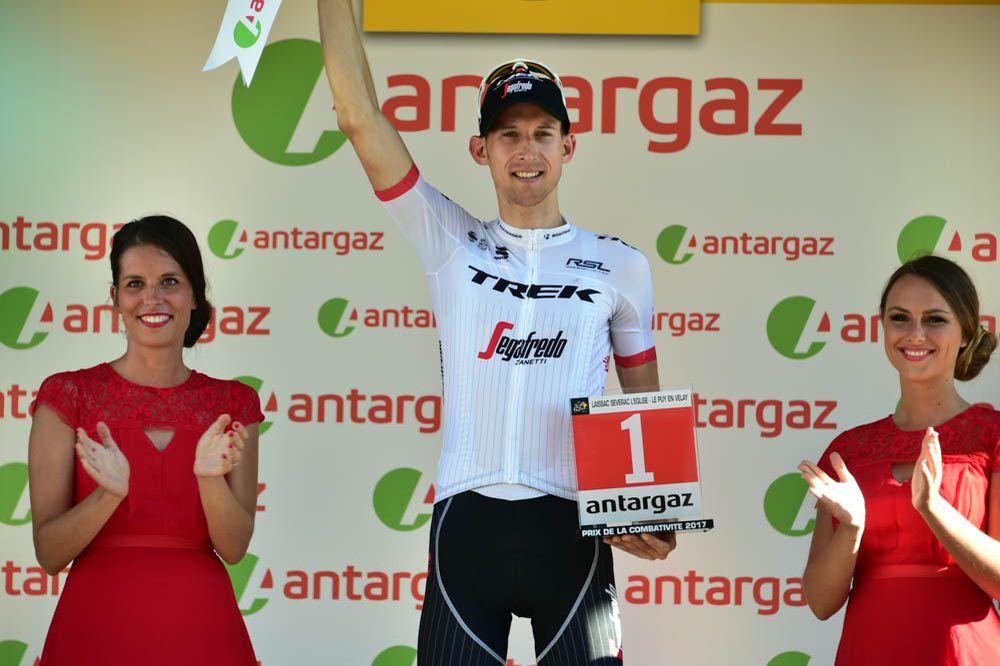 Bauke Mollema castiga etapa a 15-a din Turul Frantei