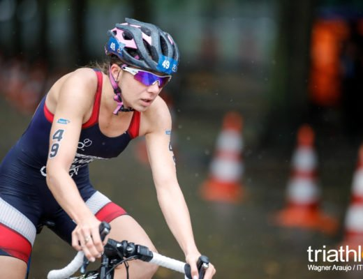 Antoanela Manac - Campionatul Mondial de Triatlon 2017 - Rotterdam