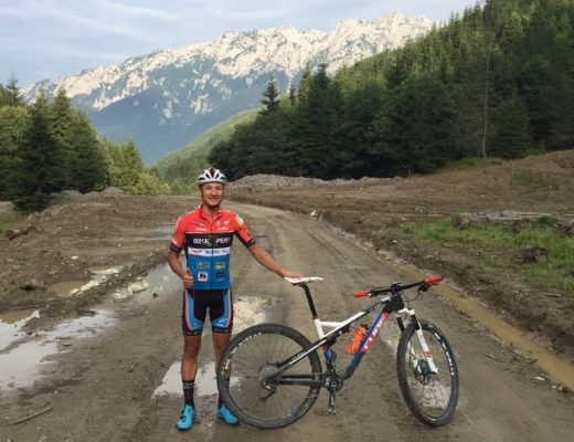 Vlad Dascalu - Campionatul Europoean Cross Country - XCO