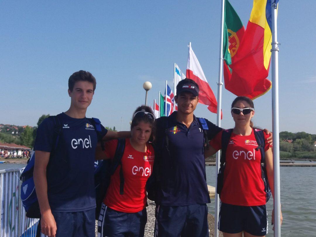 Romania la Campionatul European de Triatlon U23