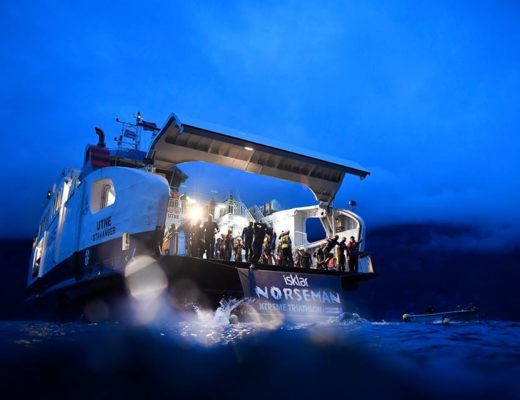 Isklar Norseman Extreme Triathlon 2017