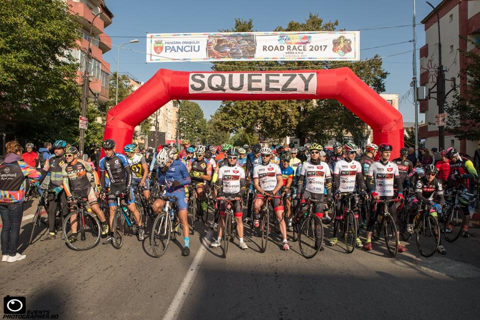 VeloPower Road Race 2017 - la start