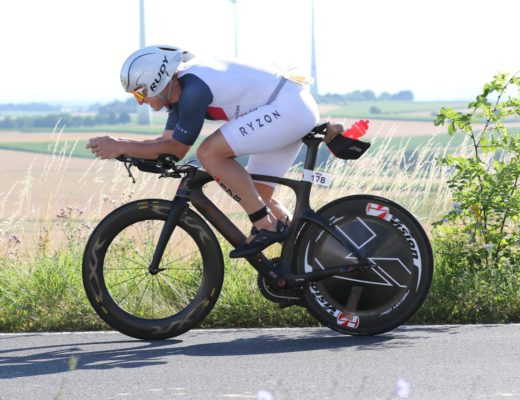 Mihai Vigariu - Ironman Frankfurt 2018