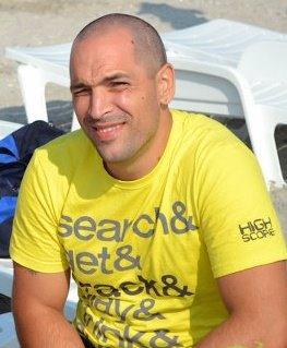 Emilian Nedelcu, editor Biciclistuil.ro