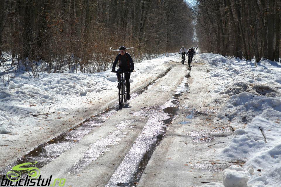 Winter TriChallenge 2012 - Biciclistul.ro
