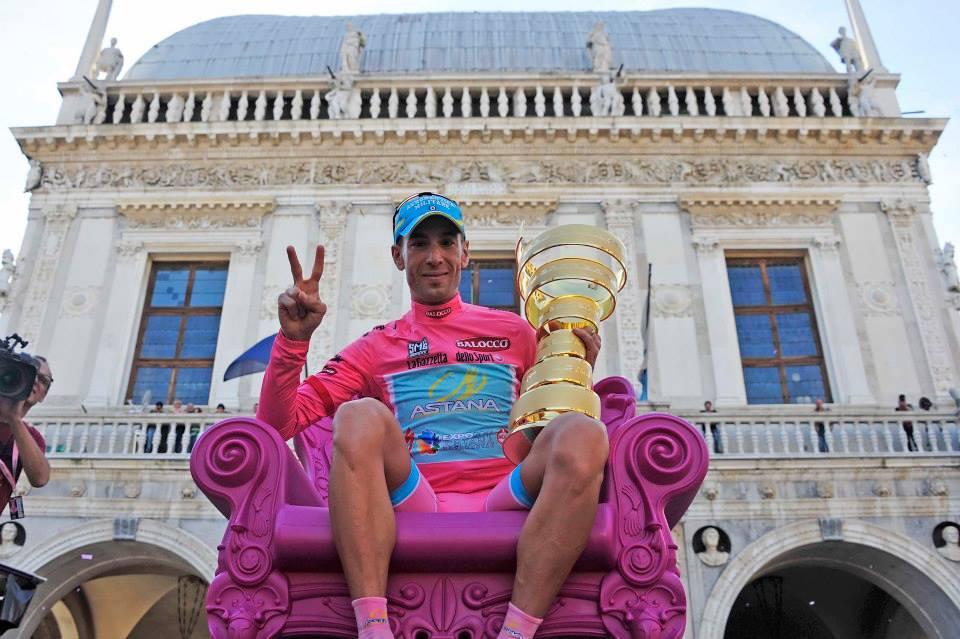 Vincenzo Nibali, castigator Turul Italiei