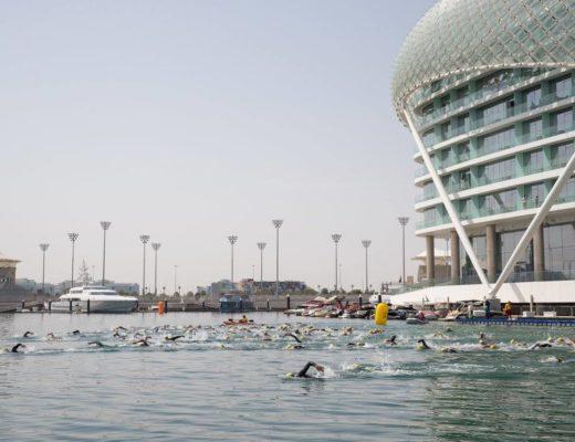 Abu Dhabi - concurs triatlon 2017