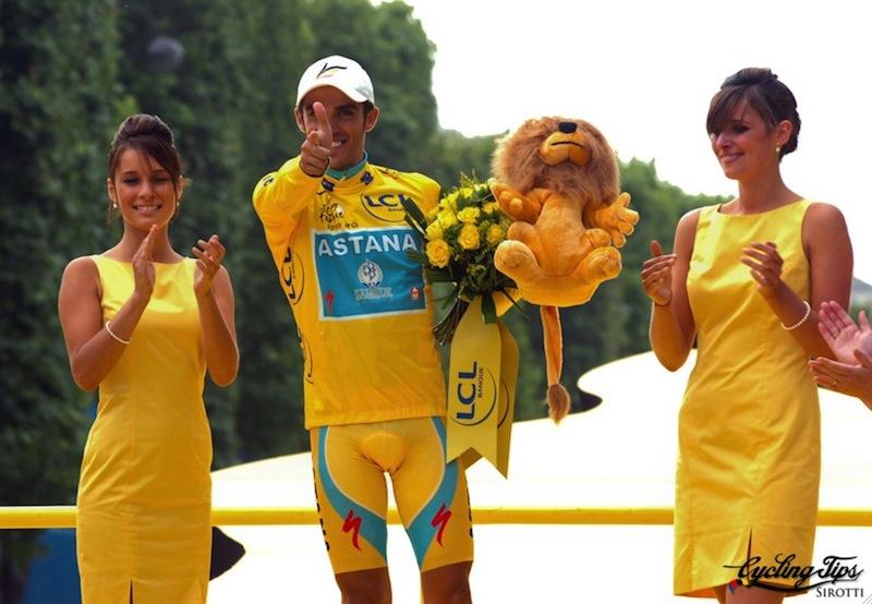 Alberto Contador - El Pistolero