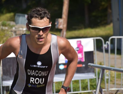 Alex Diaconu - triatlon Belis 2017
