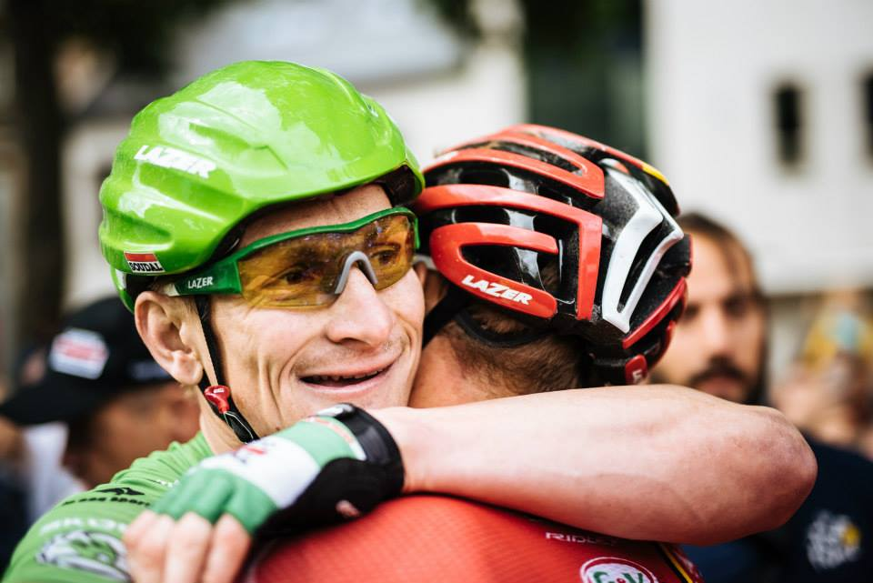 Andre Greipel - castigator etapa V Turul Frantei