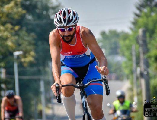 Andrei Ciocan - triatlon buftea