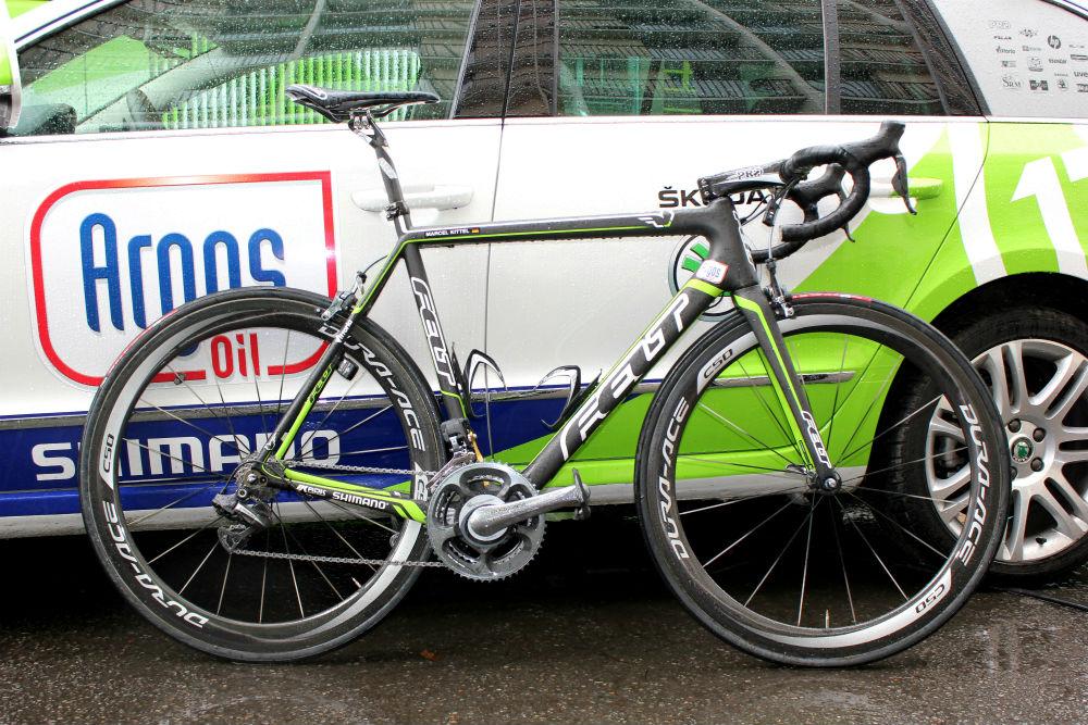 Argos-Shimano - biciclete Felt