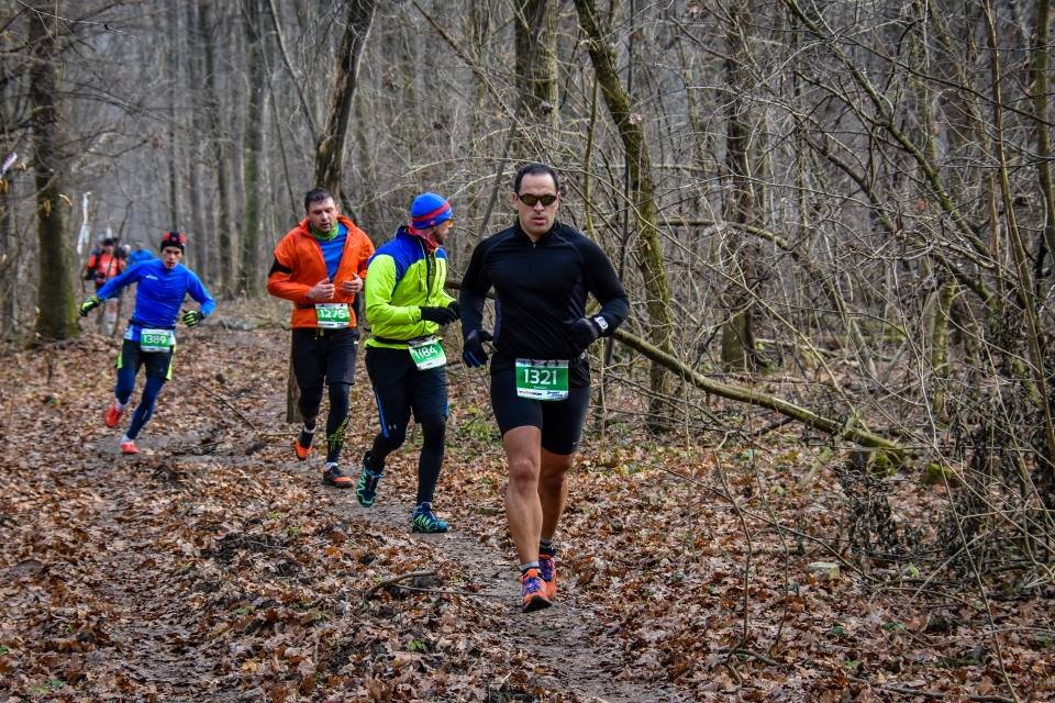 Baneasa Trail Run 2015 - Emilian Nedelcu