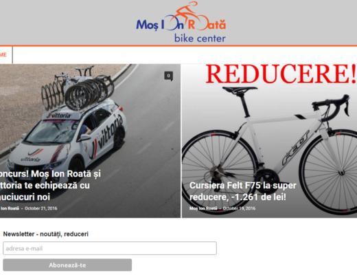 Magazin biciclete Mos Ion Roata - blog