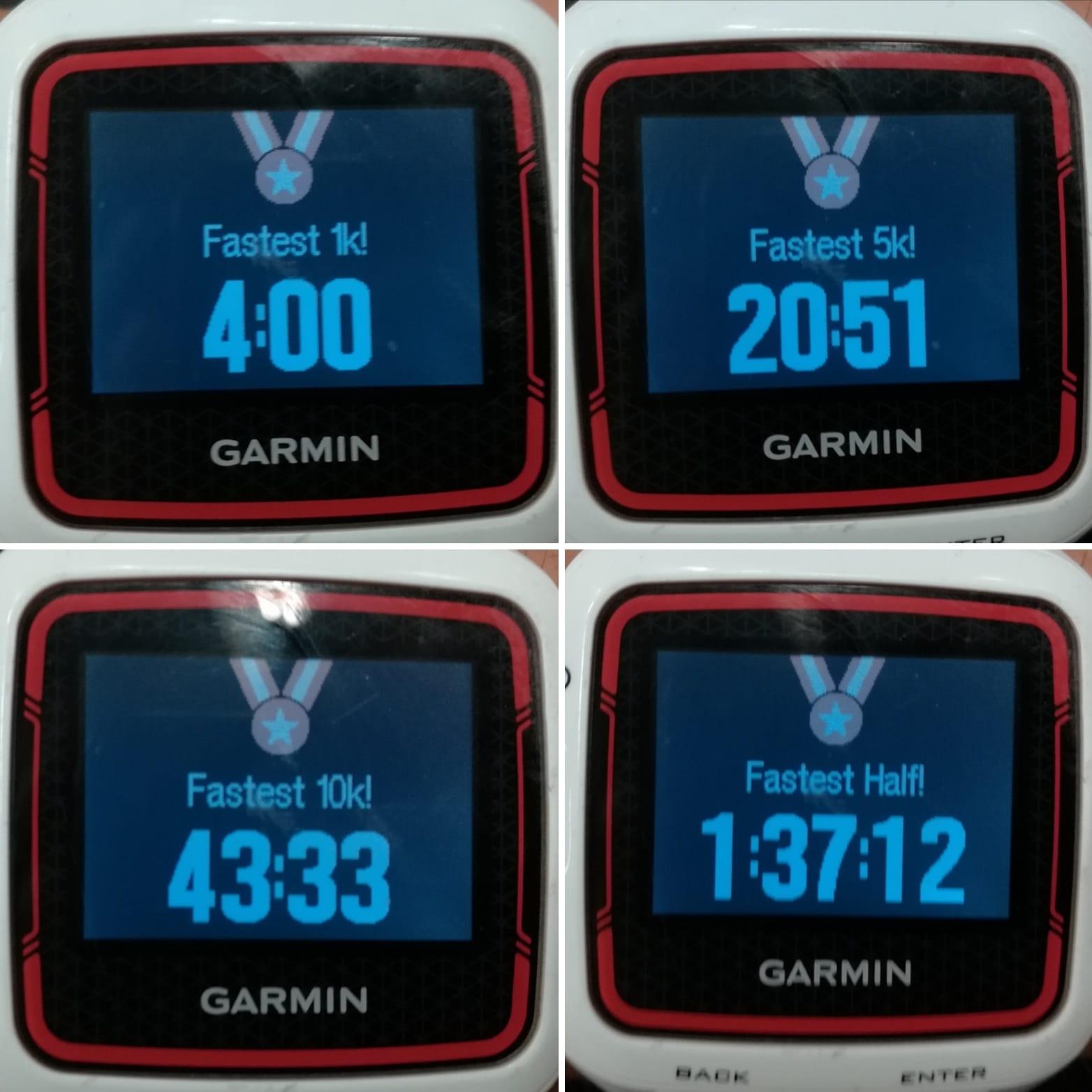 Bucharest Half Marathon 2018 - recorduri personale Emilian Nedelcu - Biciclistul.ro