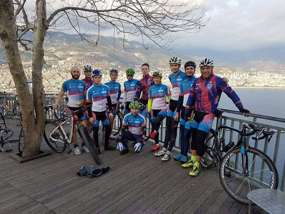 CSA Steaua Cycling Team - cantonament Turcia 2017