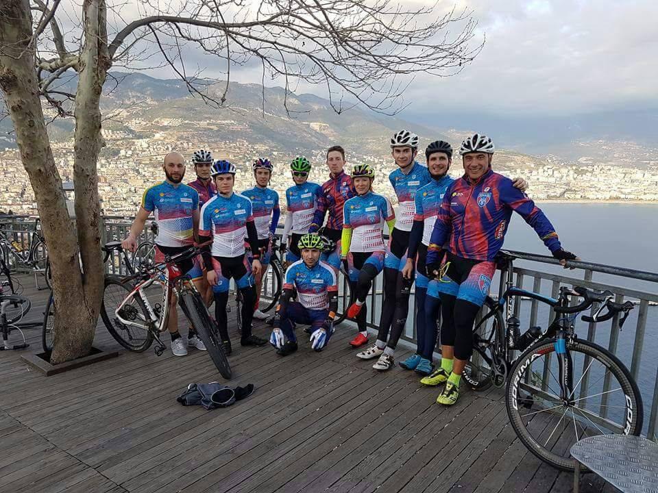 CSA Steaua Cycling Team - cantonament Turcia 2017
