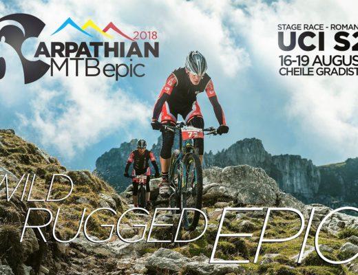 Carpathian MTB Epic 2018_Start
