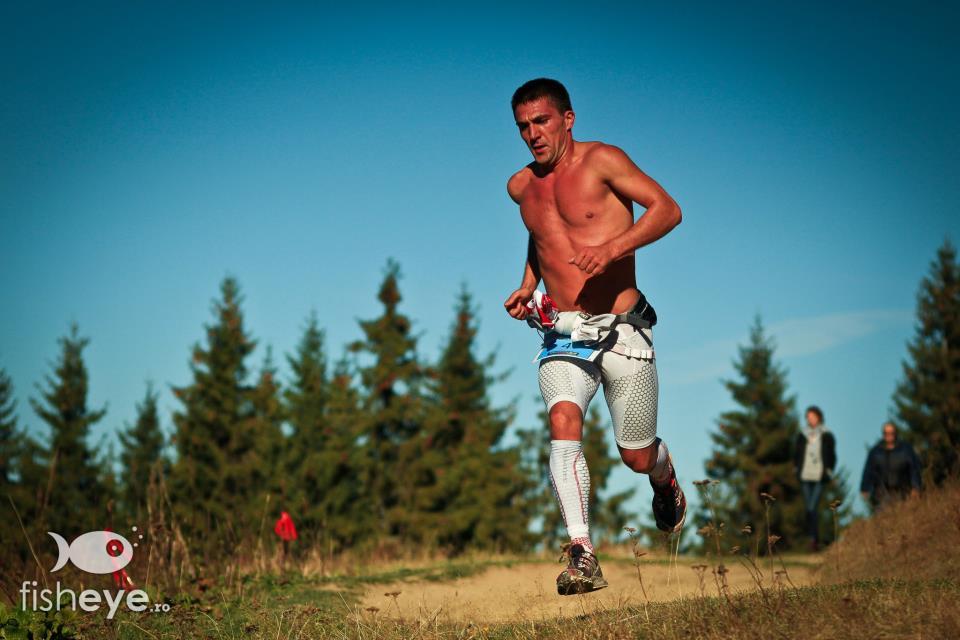 Ciprian Balanescu - Azuga Trail Race