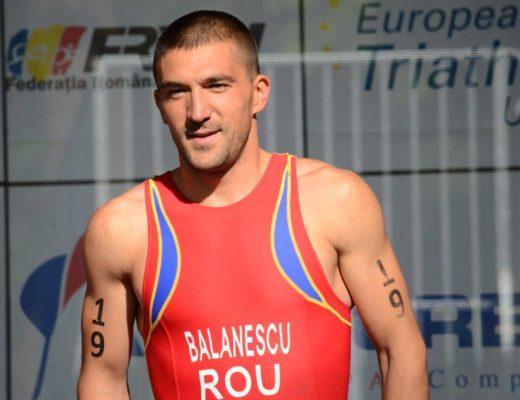Ciprian Balanescu - Campionatul European de Cross Duathlon 2016