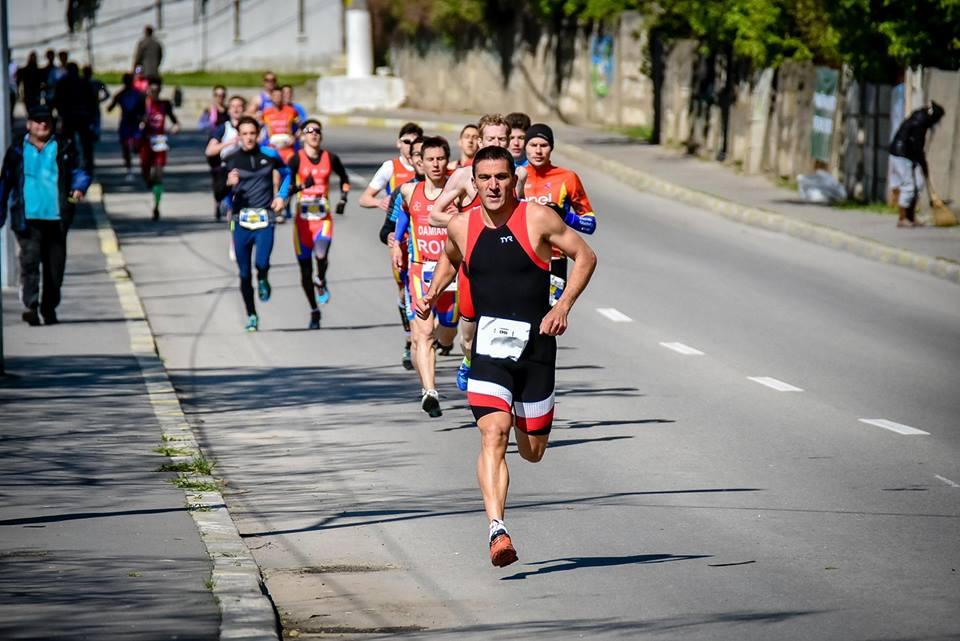 Ciprian Balanescu - Campionatul Sud-Est Eurpean de Duatlon - Radu Cristi