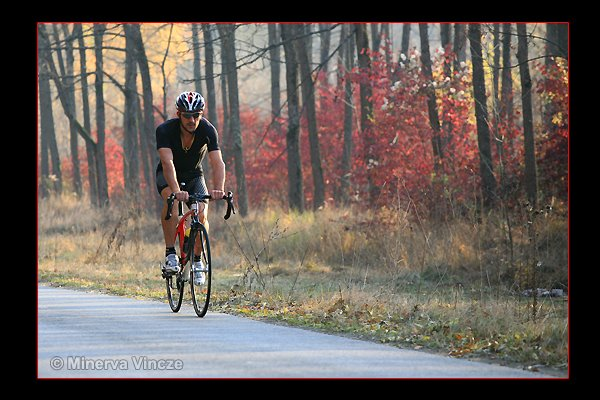 Ciprian Balanescu - bicicleta