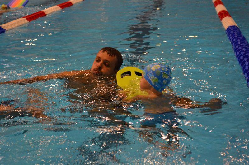 Cursuri de inot - Daniel Nistoroiu, bazinul Olimpia