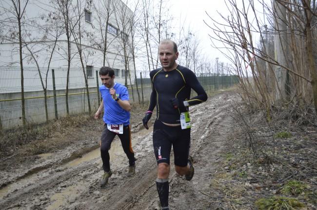 Bogdan Ioniţă, WinterTri Challenge 2014, alergare