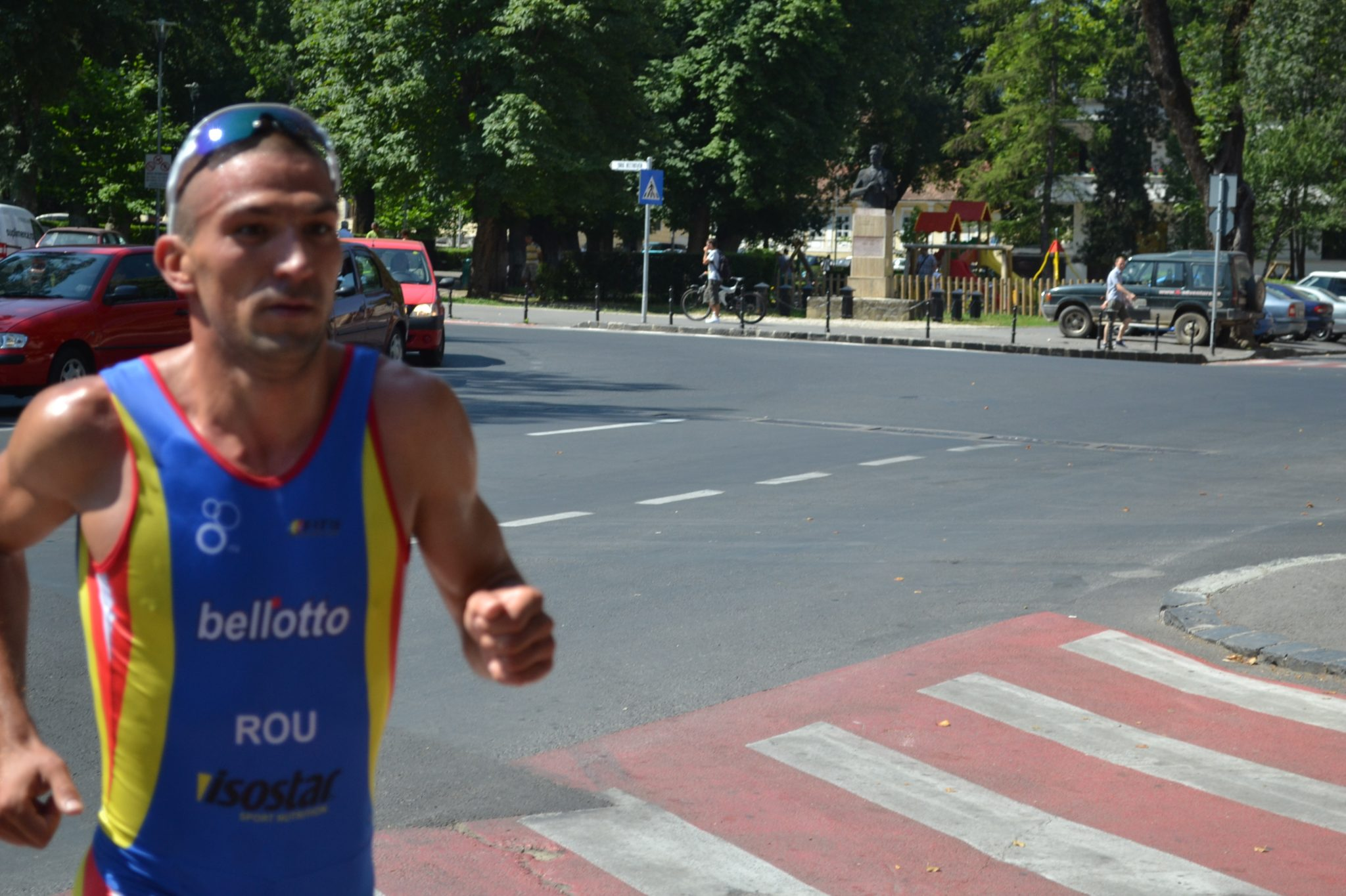Ciprian Balanescu - Brasov Triathlon