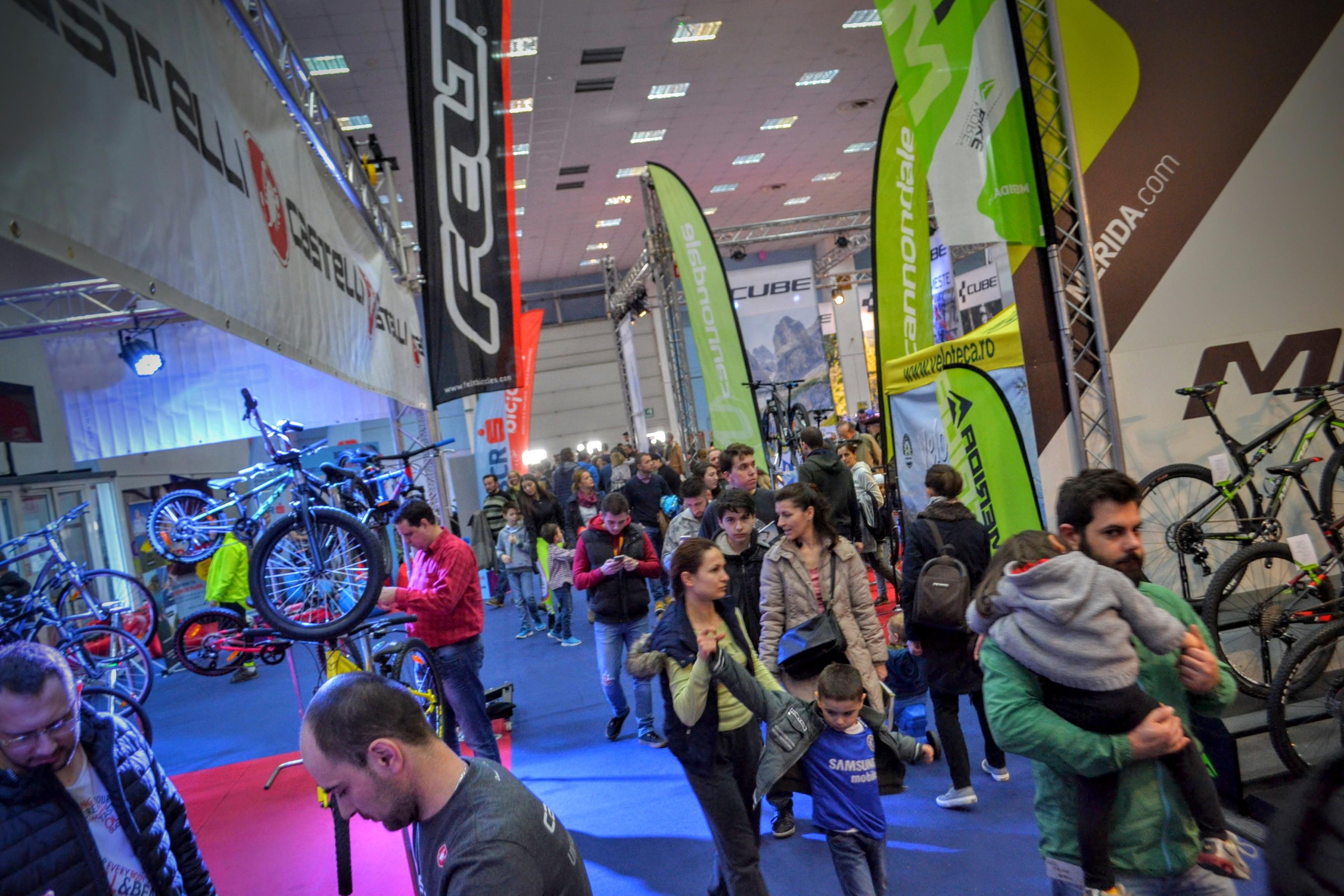 Salonul Bicicletei 2016