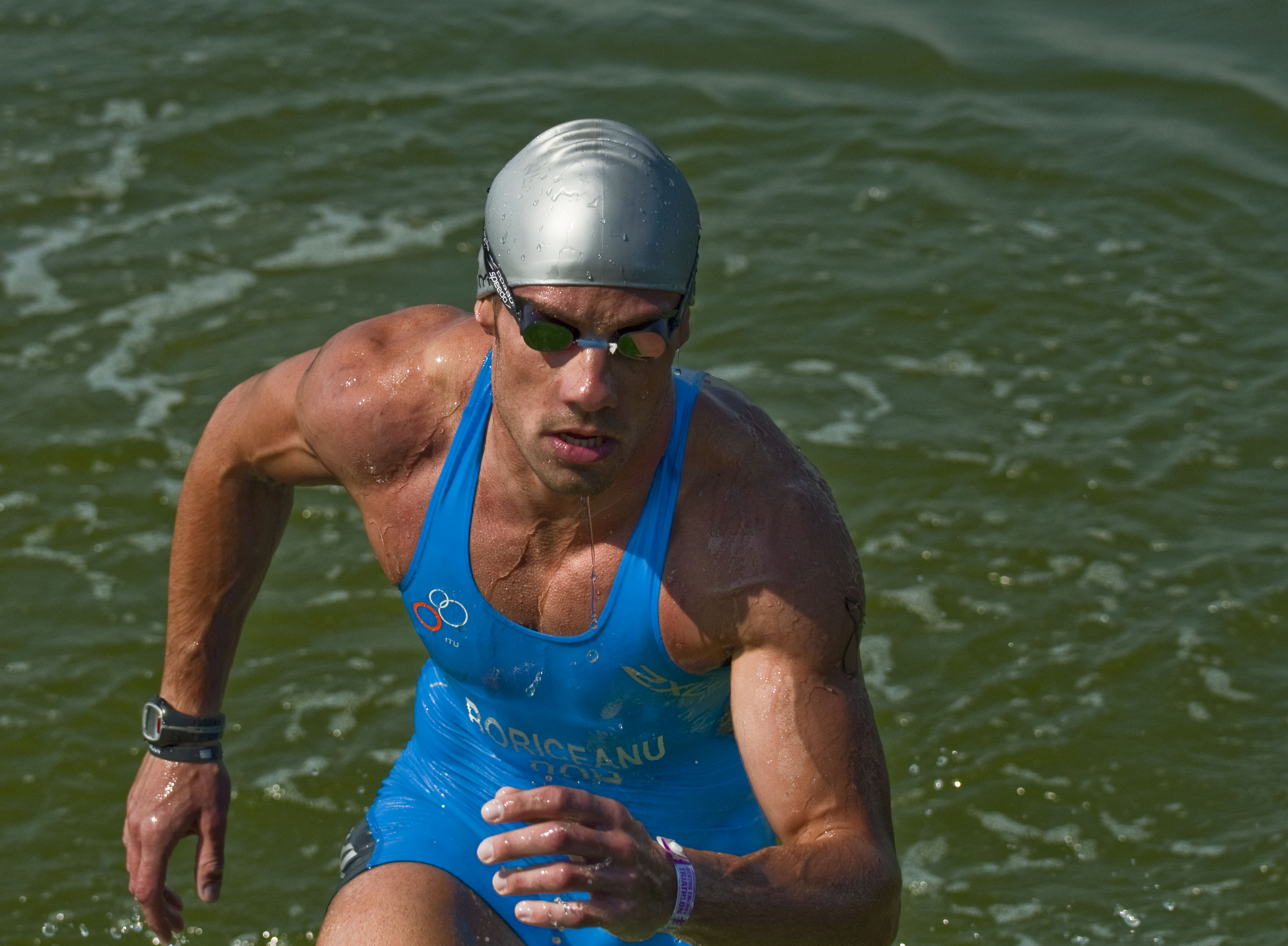 Sorin Boriceanu, triatlon