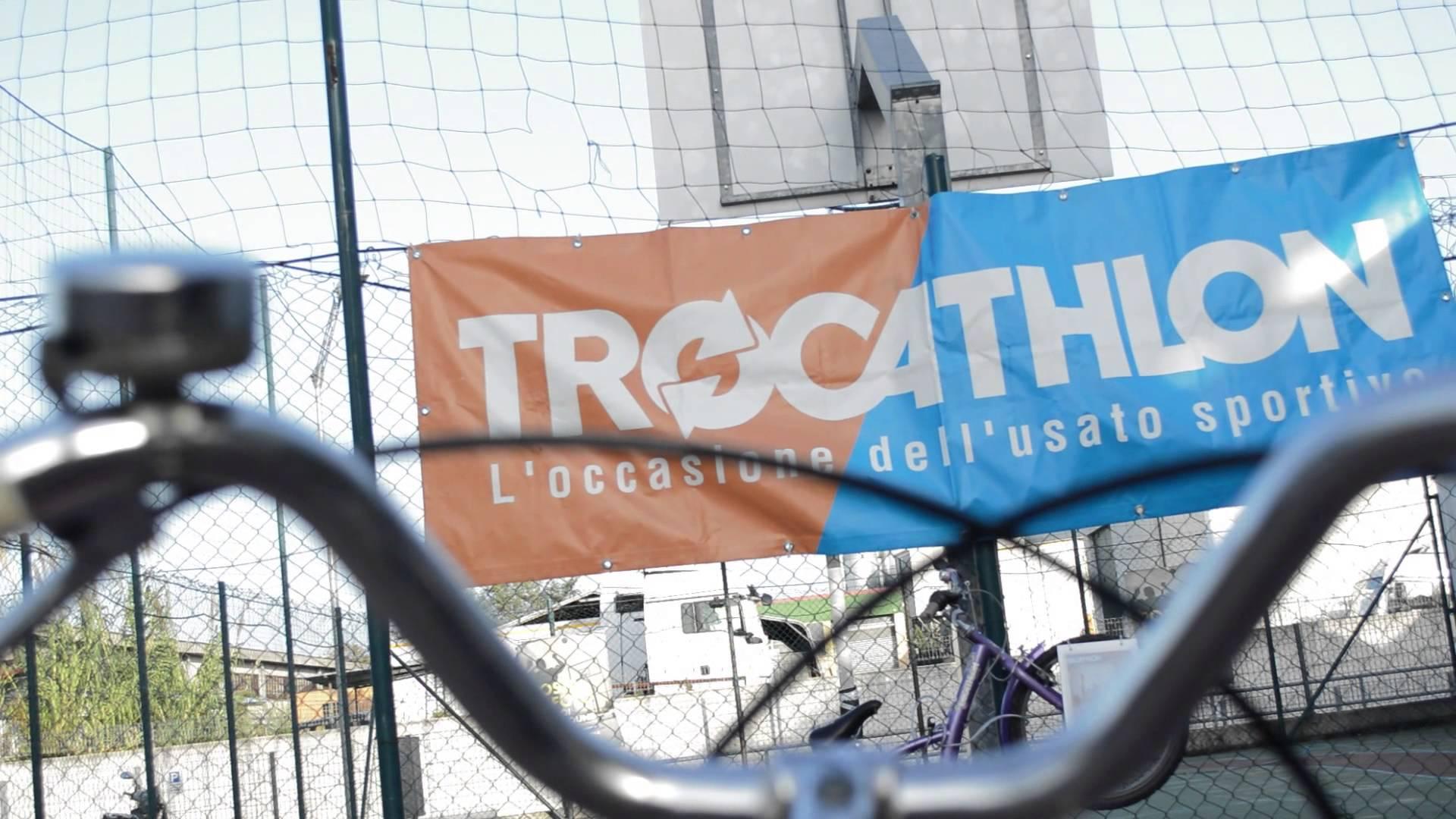 Decathlon - Trocathlon - targ de articole sportive second hand