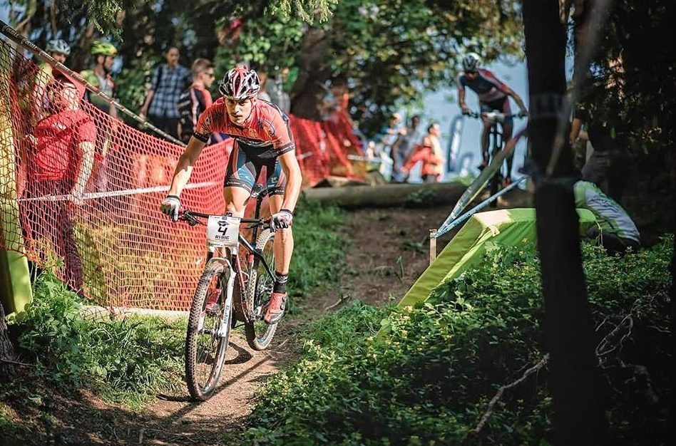 Ede Molnar - campion national XCE 2017