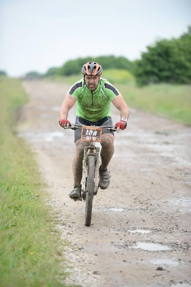 Emilian Nedelcu Biciclistul-Prima Evadare 2016