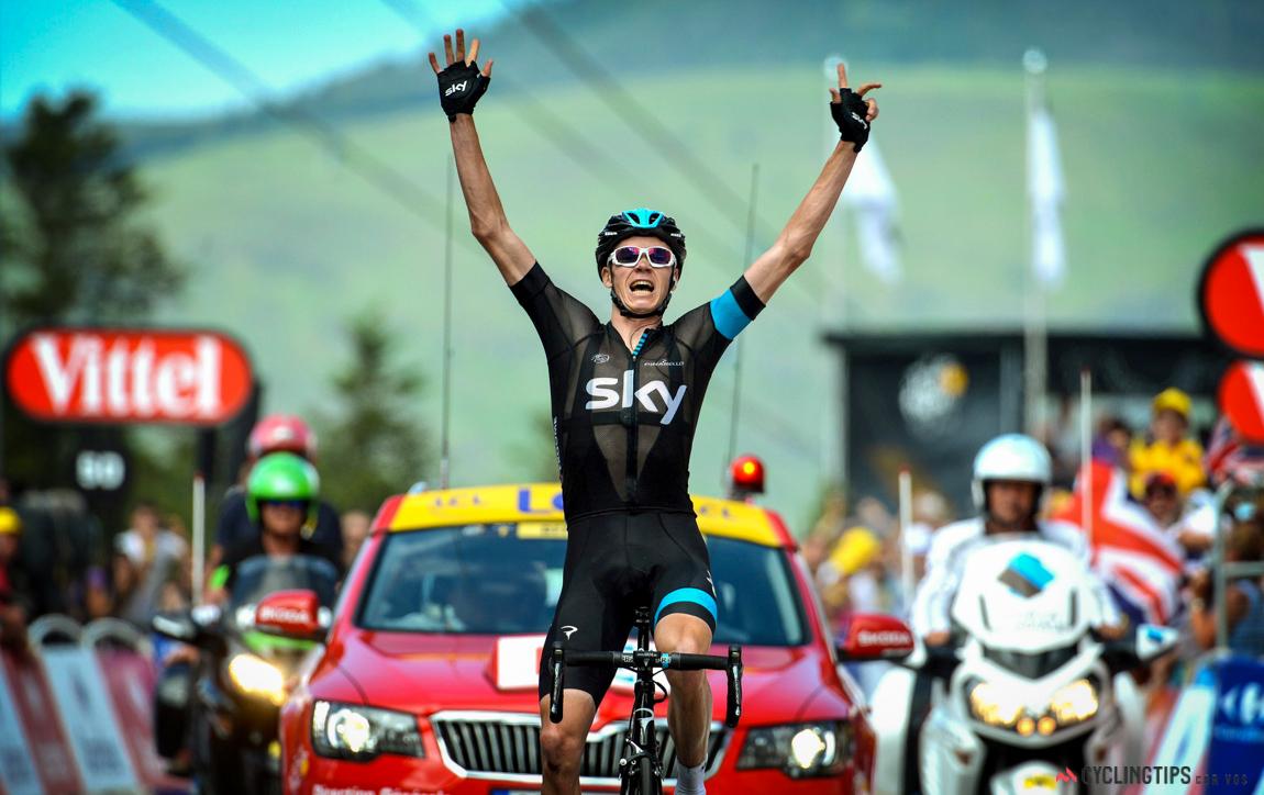 Tour de France 2013 stage-8