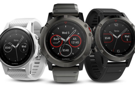 Garmin Fenix 5 - cover