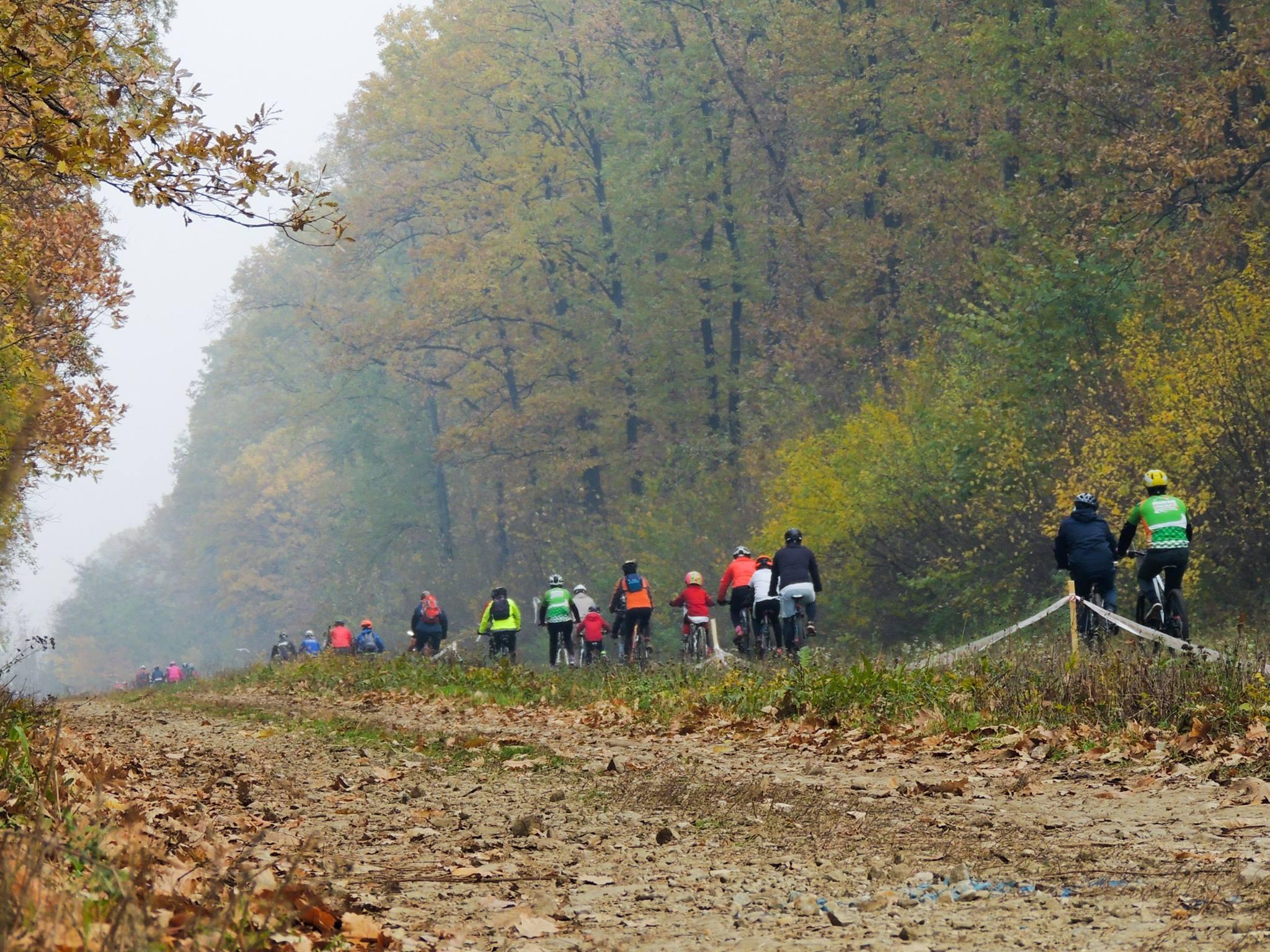 Haiduci si Domnite - concurs MTB Riders Club