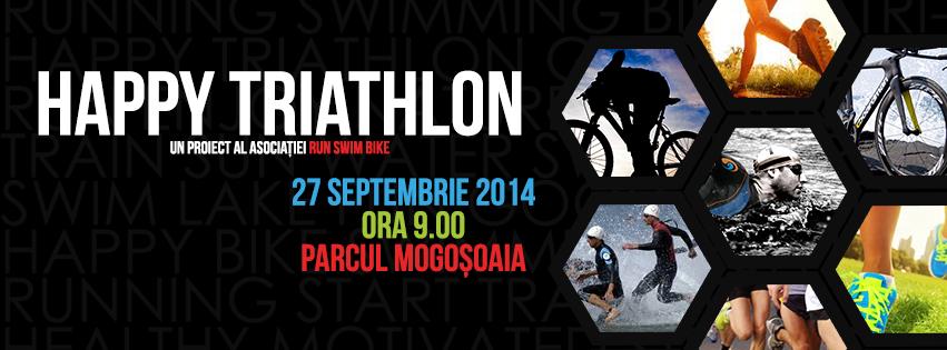 Happy Triathlon